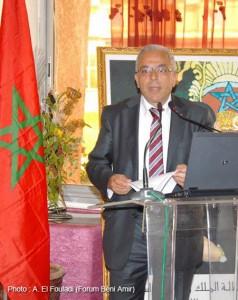 Rencontre maroc canada