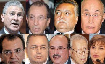 ministres marocains sactionnés