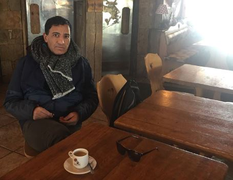 Mustapha bouhaddar